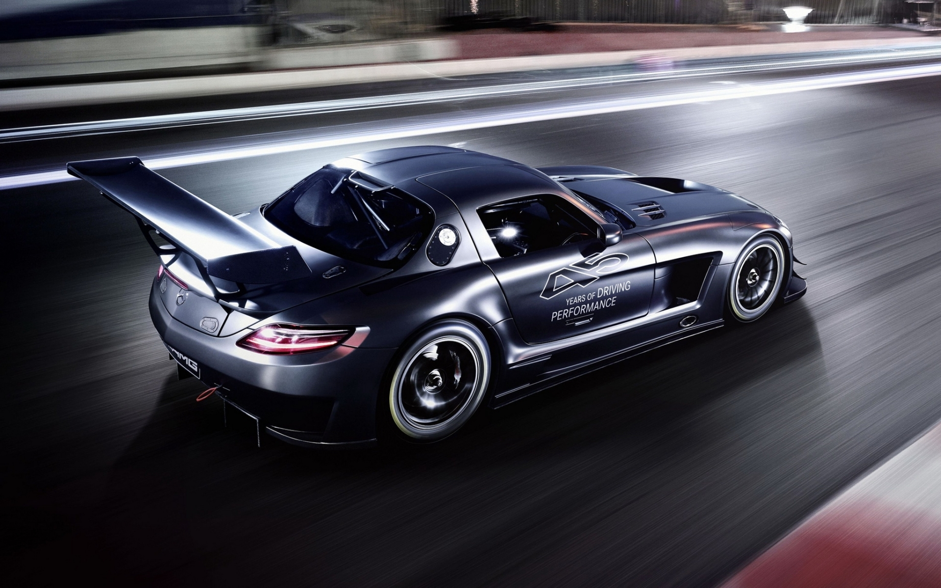 Nice picture of mercedes benz sls photo of 63 amg gt3 for Nice mercedes benz
