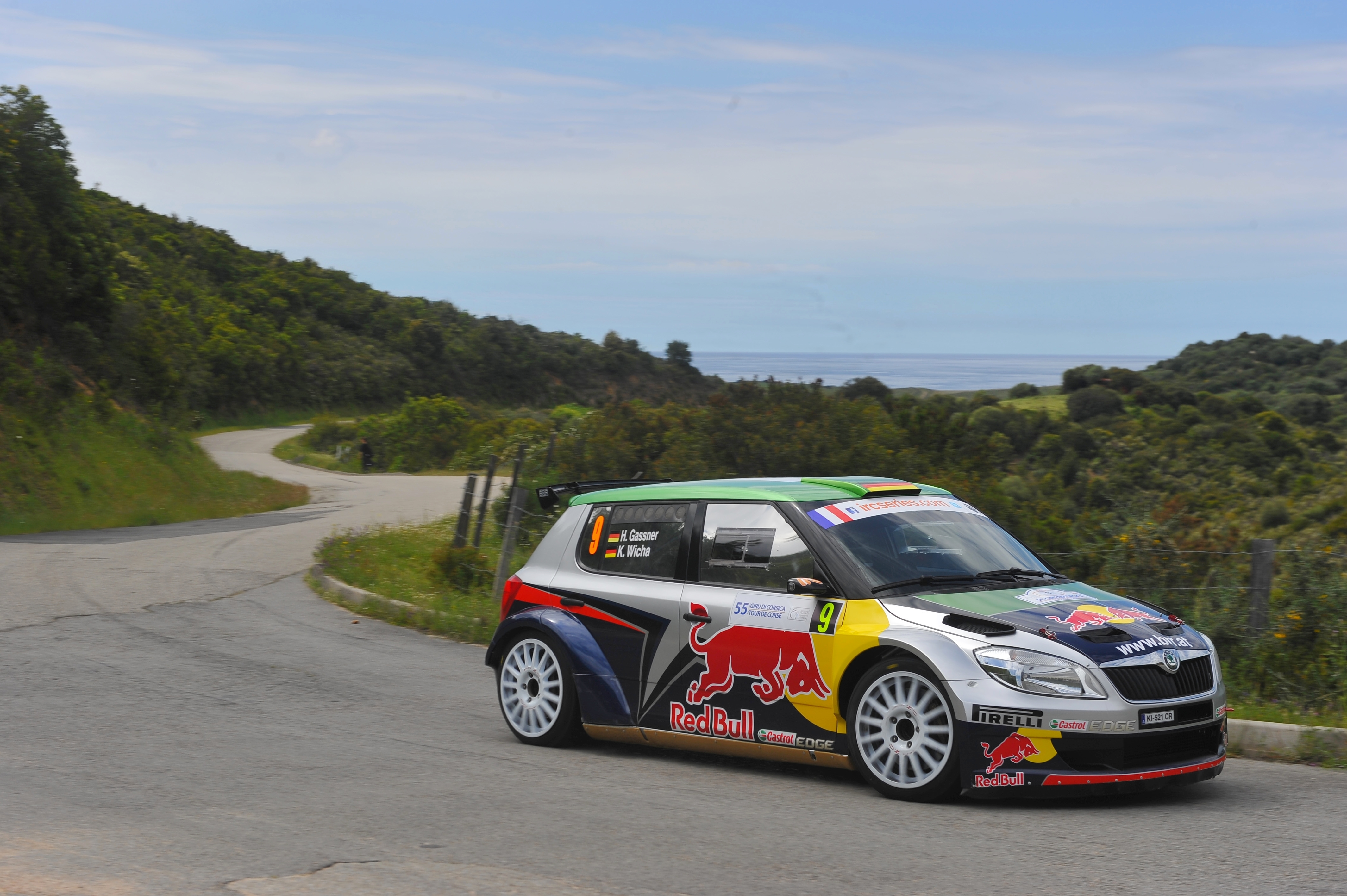 high quality photo of skoda fabia picture of wrc rally. Black Bedroom Furniture Sets. Home Design Ideas
