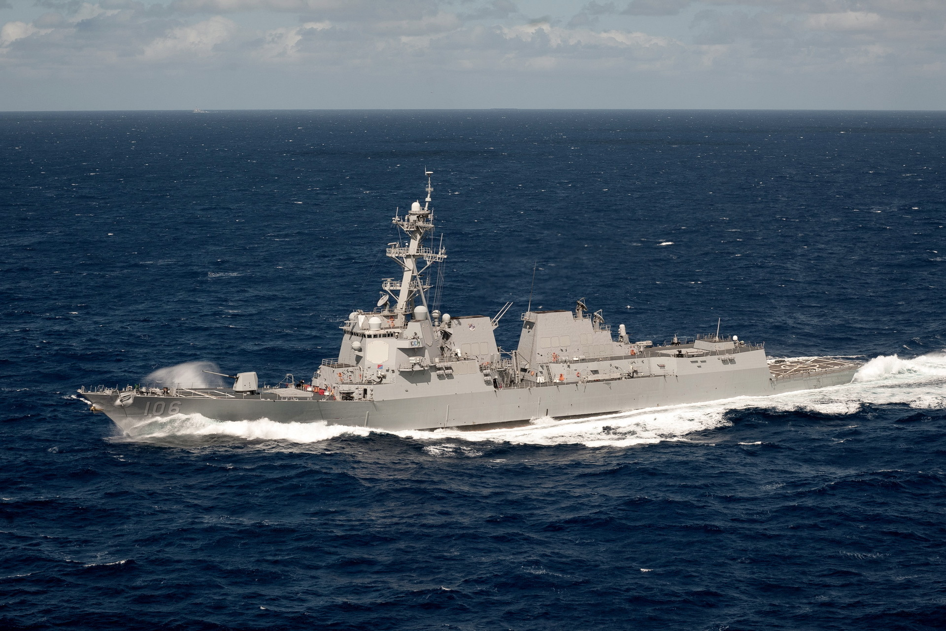 Best photo of USS Stockdale (DDG 106), image of guided ...
