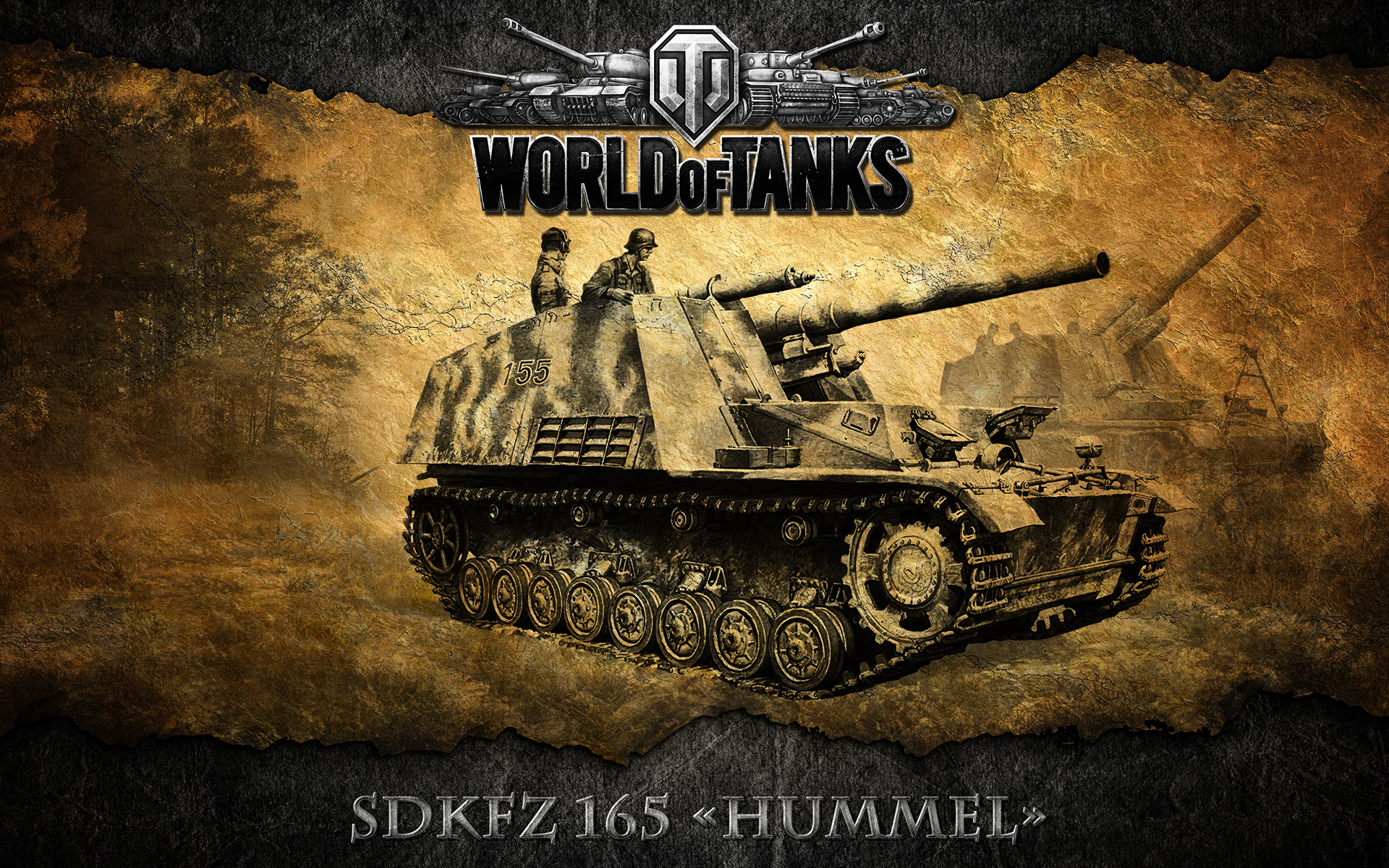 High Quality Picture Of WoT, Picture Of World Of Tanks