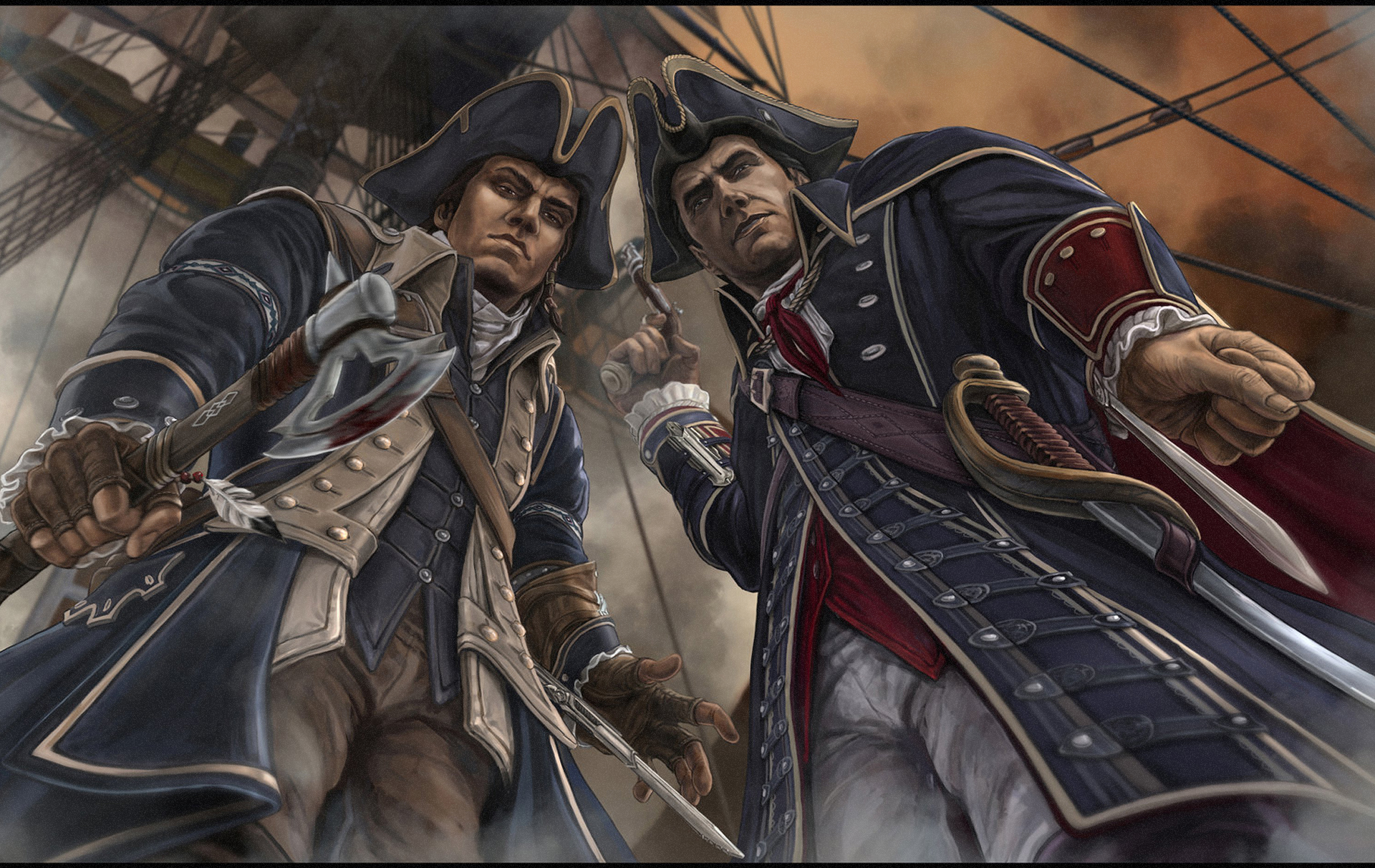 Hd Image Of Assassin S Creed Iii Image Of Connor Kenuey Hatem